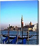 Venezia City Of Islands Canvas Print
