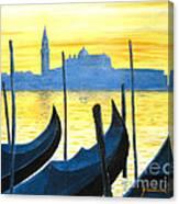 Venezia Venice Italy Canvas Print