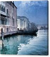 Venice Beauty Canvas Print