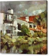 Venice California 6 Canvas Print