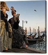 Venice Carnival '15 IIi Canvas Print