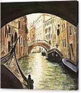 Venice II Canvas Print
