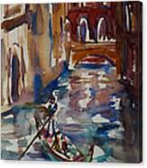 Venice Impression V Canvas Print