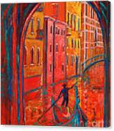 Venice Impression Viii Canvas Print