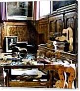 Venice Music 2 Canvas Print