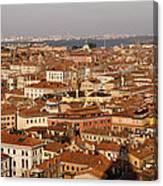 Venice Italy - No Canals Canvas Print