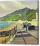 Ventnor, Isle Of Wight Canvas Print