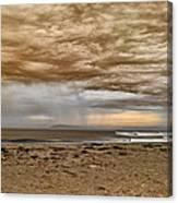 Ventura In Storm Canvas Print