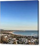 Ventura Skyline Canvas Print