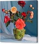 Venus's Bouquet Canvas Print