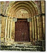 Vera Cruz Door Canvas Print