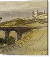 Verdala Malta Canvas Print