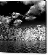 Vernon Lake One Canvas Print