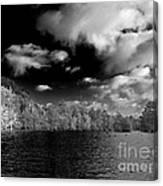 Vernon Lake Two Canvas Print