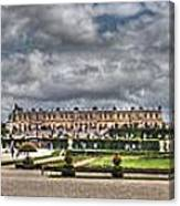 Versailles In The Afternoon Canvas Print