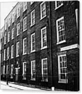 verulam buildings grays inn London England UK Canvas Print