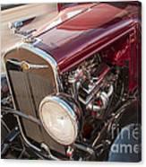 Very Cool Vintage 1930 Chrysler Hot Rod  Canvas Print
