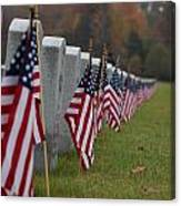 Veterans Day Canvas Print