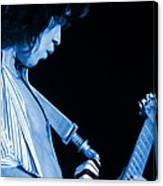 Vh #18 In Blue Canvas Print
