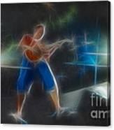 Vh-eddie-balance-gd2-fractal Canvas Print