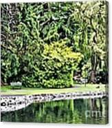 V.i. 0121 Canvas Print