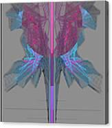 Vibrant Expressions II Canvas Print