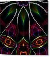 Vibrational Tendencies Canvas Print