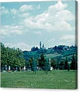 Vicenza Italy 6 1962 Canvas Print