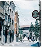 Vicenza Italy 1962 Canvas Print