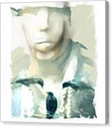 Victim Of The Heart Canvas Print