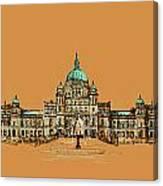 Victoria Art 005 Canvas Print