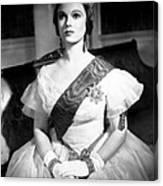 Victoria The Great, Anna Neagle, 1937 Canvas Print