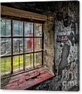Victorian Decay Canvas Print