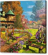 Victorian Dream Canvas Print
