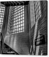 Victorian Jail Staircase V2 Canvas Print