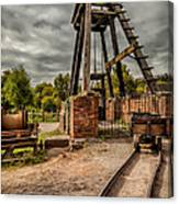 Victorian Mine Canvas Print