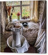 Victorian Wash Area Canvas Print