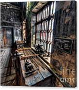 Victorian Workshops Canvas Print