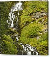 Vidae Falls 2 Canvas Print