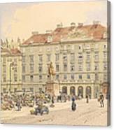 Vienna 1913 Canvas Print