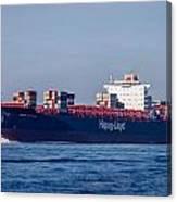 Vienna Express Ship Canvas Print