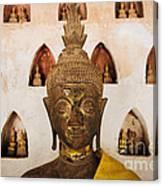 Vientiane Buddha 2 Canvas Print