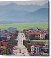 Vietnam, Dien Bien Phu Canvas Print