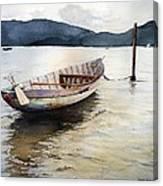 Vietnam Waters Canvas Print