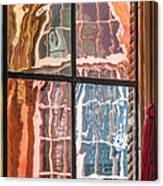 View From Another Window Canvas Print