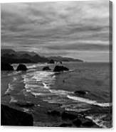 View From Ecola Park Canvas Print
