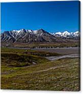 View From Eielson Canvas Print