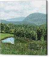 View From Kent St. Canvas Print