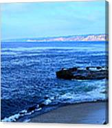 View From La Jolla Canvas Print