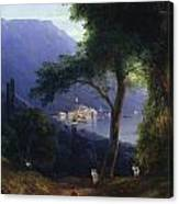 View From Livadia-1861 Canvas Print